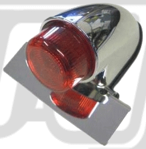 【GUTS CHROME】New Style SPALTO尾燈 (燈泡型) - 「Webike-摩托百貨」