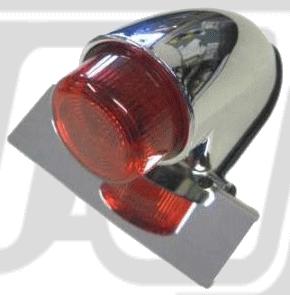 【GUTS CHROME】New Style SPALTO尾燈 (LED型) - 「Webike-摩托百貨」