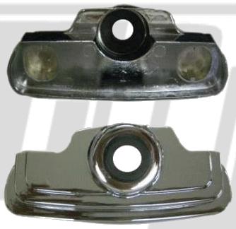 【GUTS CHROME】電鍍汽缸頭螺絲、外蓋 - 「Webike-摩托百貨」