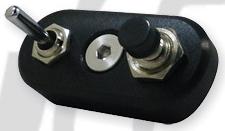 【GUTS CHROME】2孔開關盒總成 (Canceller 對應) - 「Webike-摩托百貨」
