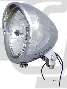 【GUTS CHROME】頭燈 (Side Rib) - 「Webike-摩托百貨」