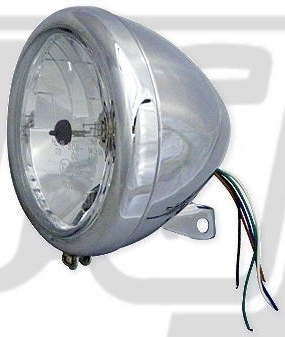 【GUTS CHROME】Custom 頭燈 - 「Webike-摩托百貨」