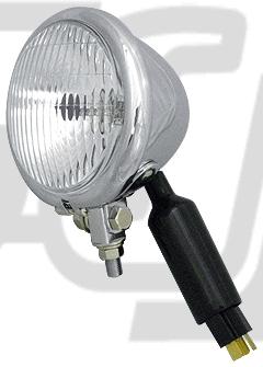 【GUTS CHROME】頭燈 - 「Webike-摩托百貨」