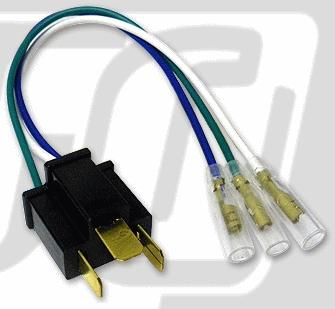 【GUTS CHROME】H4頭燈 燈泡插座 - 「Webike-摩托百貨」