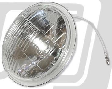 【GUTS CHROME】Vintage Style 霧燈用 (密封型) - 「Webike-摩托百貨」