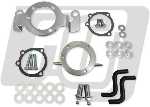 【GUTS CHROME】Shield Type 通氣管套件 - 「Webike-摩托百貨」