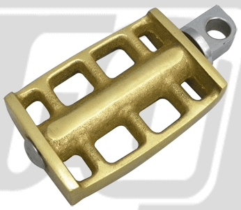 【GUTS CHROME】黃銅腳踏起動踏板 - 「Webike-摩托百貨」
