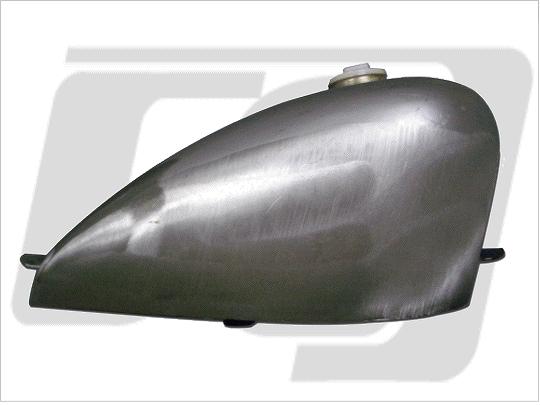 【GUTS CHROME】Law-Tunnel 2.4加侖 油箱 - 「Webike-摩托百貨」
