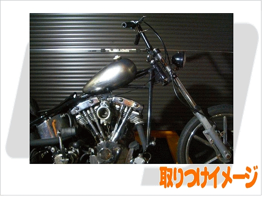 【GUTS CHROME】Mustang 油箱 (2.2加侖 Law Tunnel 23x41cm) - 「Webike-摩托百貨」