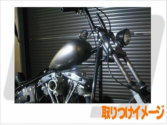 【GUTS CHROME】Mustang 油箱 (2.2加侖 中間油箱蓋) - 「Webike-摩托百貨」