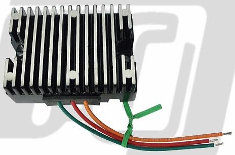 【GUTS CHROME】發電機用 電壓調整器 - 「Webike-摩托百貨」