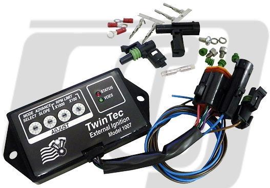【GUTS CHROME】Twin Tech  控制模組 8 Pin - 「Webike-摩托百貨」