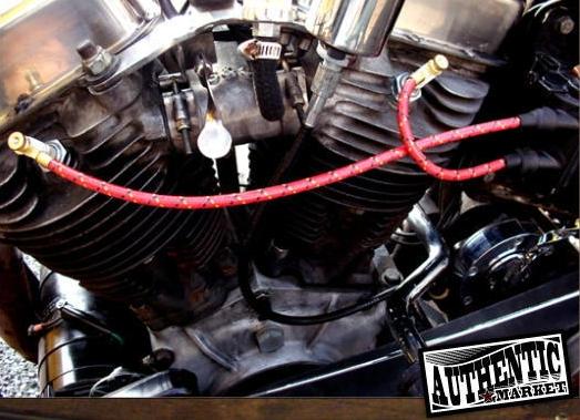 【GUTS CHROME】Vintage Style 高壓線套件 - 「Webike-摩托百貨」