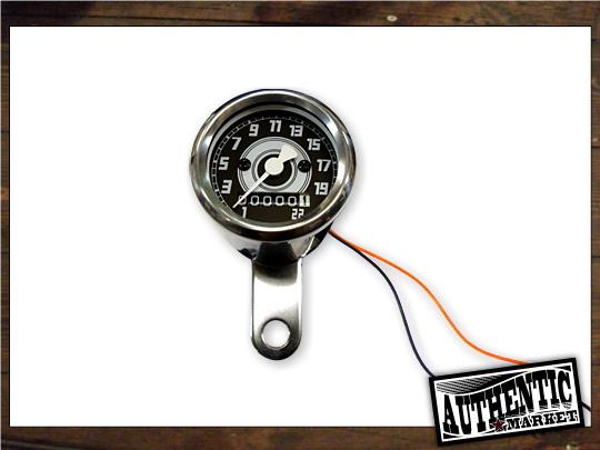 【GUTS CHROME】AM 原廠型速度錶 48mm 2:1 - 「Webike-摩托百貨」
