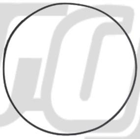 【GUTS CHROME】發電機O環 - 「Webike-摩托百貨」