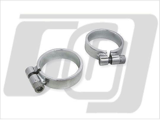 【GUTS CHROME】Iron Sport用 排氣管束環夾 - 「Webike-摩托百貨」