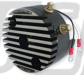 【GUTS CHROME】電壓調整器外蓋 - 「Webike-摩托百貨」