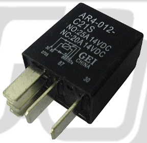 【GUTS CHROME】Micro 起動馬達繼電器 - 「Webike-摩托百貨」