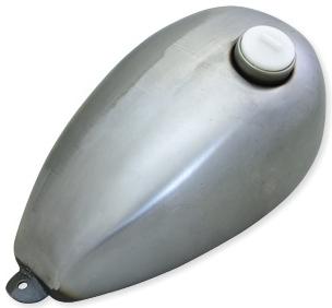 【GUTS CHROME】Glass Hopper Narrow Peanut 油箱 - 「Webike-摩托百貨」