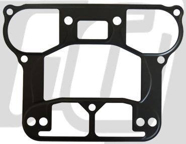 【GUTS CHROME】EVO 搖臂室蓋底座墊片 (金屬一體成型) - 「Webike-摩托百貨」