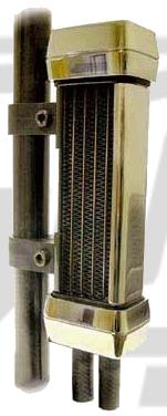 【GUTS CHROME】Jagg 鍍鉻機油冷卻器套件 - 「Webike-摩托百貨」