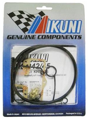 【GUTS CHROME】Mikuni HSR 42/45用 化油器修包套件 - 「Webike-摩托百貨」