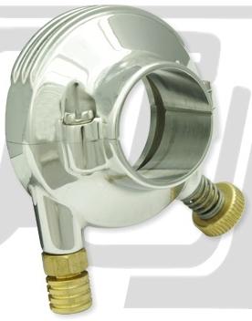 【GUTS CHROME】KustomTech 油門座外殼 - 「Webike-摩托百貨」