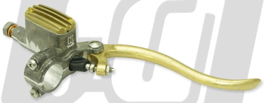 【GUTS CHROME】KustomTech Deluxe 煞車主缸 (14mm) - 「Webike-摩托百貨」