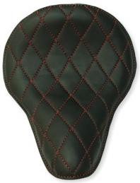 【GUTS CHROME】Saddle 原廠型皮革坐墊 (Cross Stitch) - 「Webike-摩托百貨」