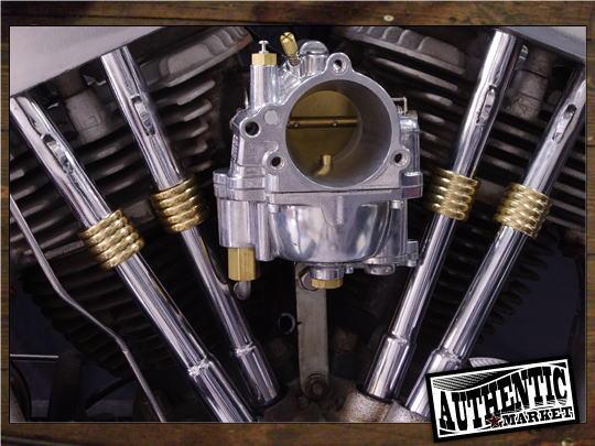 【GUTS CHROME】推桿襯套 Type3 黃銅 - 「Webike-摩托百貨」