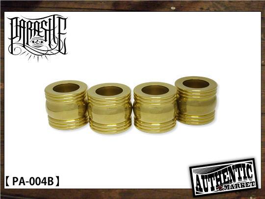 【GUTS CHROME】推桿襯套 Type4 黃銅 - 「Webike-摩托百貨」