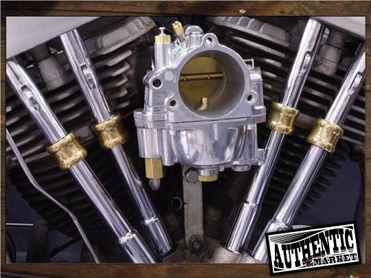 【GUTS CHROME】推桿襯套 Type6 黃銅 - 「Webike-摩托百貨」