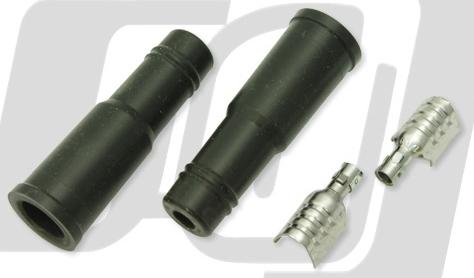 【GUTS CHROME】TC用 點火線圈防塵套&端子組 - 「Webike-摩托百貨」