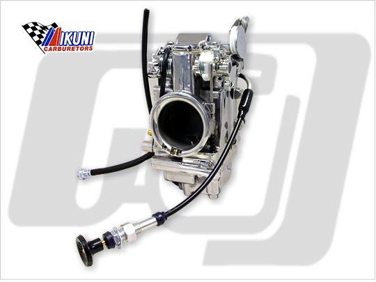【GUTS CHROME】MIKUNI HSR45 化油器 (拋光 單體) - 「Webike-摩托百貨」