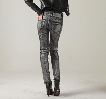 【uglyBROS】MOTO PANTS TWIGGY 女用牛仔車褲 - 「Webike-摩托百貨」