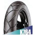 K764 【130/90-10 61M 4PR TL】 タイヤ