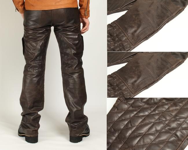 【DEGNER】皮褲【Roll And Code】 - 「Webike-摩托百貨」