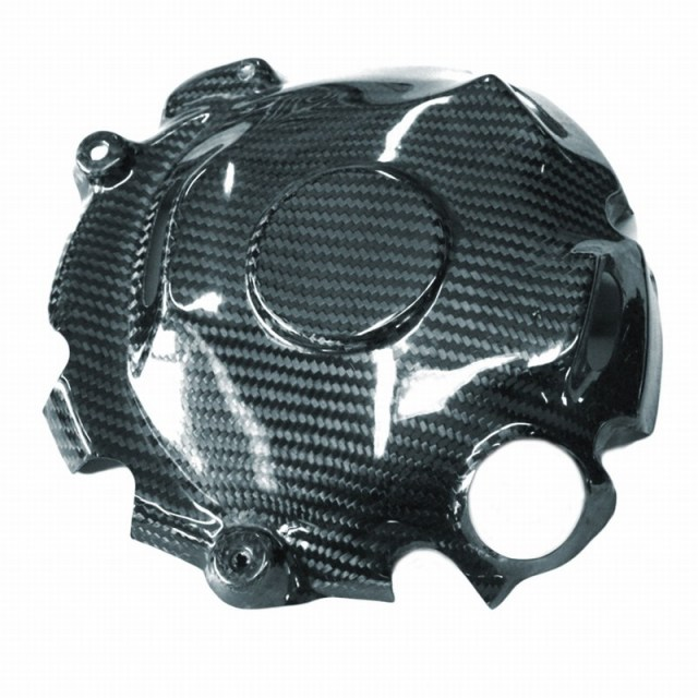 【alpha Racing】碳纖維 離合器護蓋 - 「Webike-摩托百貨」