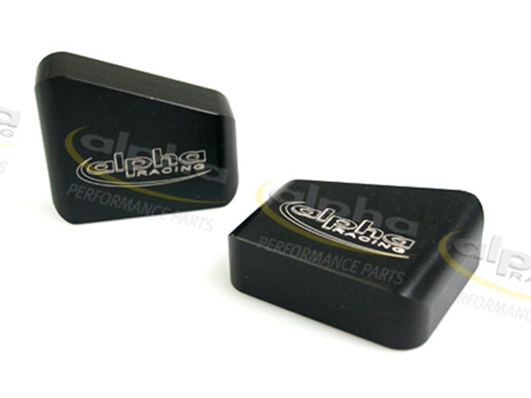 【alpha Racing】把手止擋器 - 「Webike-摩托百貨」