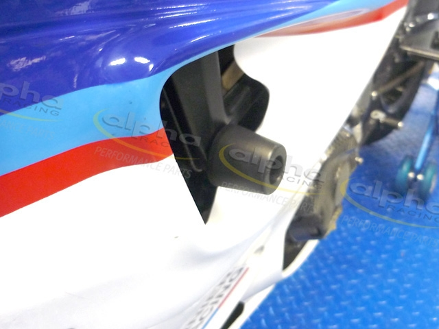 【alpha Racing】Racing 整流罩用 車架保護滑塊 (防倒球) - 「Webike-摩托百貨」