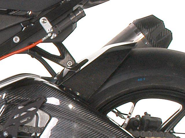 【alpha Racing】碳纖維 後土除 - 「Webike-摩托百貨」