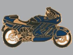 【Wegener】別針徽章 BMW K1 - 「Webike-摩托百貨」