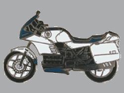 【Wegener】別針徽章 BMW K100RS - 「Webike-摩托百貨」