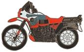 【Wegener】別針徽章 BMW R100GS PD - 「Webike-摩托百貨」