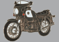 【Wegener】別針徽章 BMW R90S - 「Webike-摩托百貨」