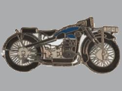 【Wegener】別針徽章 BMW R16 Sport - 「Webike-摩托百貨」