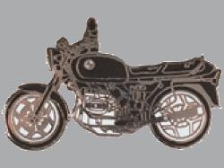 【Wegener】別針徽章 BMW R80 - 「Webike-摩托百貨」