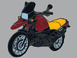 【Wegener】別針徽章 BMW R1100GS - 「Webike-摩托百貨」