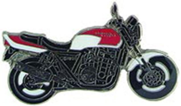 【Wegener】別針徽章 HONDA CB1000 SUPER FOUR - 「Webike-摩托百貨」