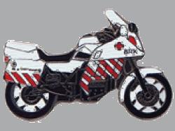 【Wegener】別針徽章 BMW K75 救急車輛 - 「Webike-摩托百貨」